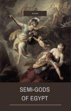 Semi-Gods of Egypt ✧ Yoonmin by batsuga