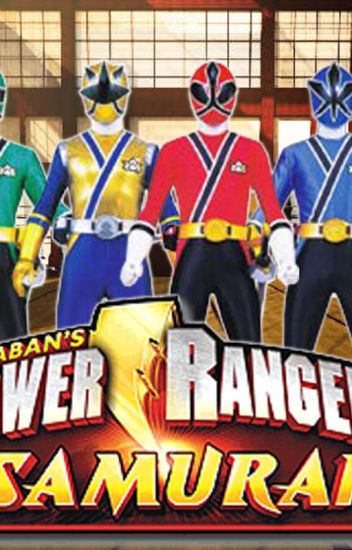 All Power rangers samurai