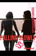 Falling Slowly||Sanvers by fiftyshadesofsanvers