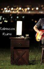 Rabiscos Ruins (sobre um coração partido) by joaoeffting