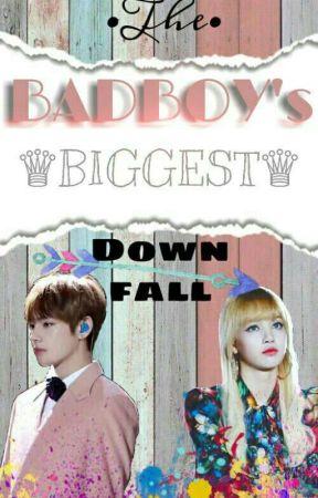 The Badboy's Biggest Downfall by queenpanda0