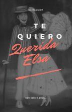 querida Elsa... by elipauli97
