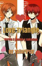Karma x Reader x Asano/Gakushuu by YatoriPup