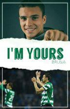 I'm Yours » João Palhinha [Terminada] by morisco-