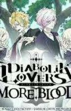 Diabolik Lovers : Đối với tất cả Bọn tôi! Em còn hơn cô gái ấy by LuuTrucLinh