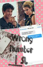 Wrong number | SL by _needyourblood_