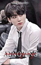 [C] annoying | jungkook by fairymyungho-