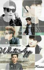 WhatsApp    [KrAy/FanXing] by KuramaEa