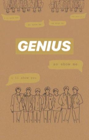 Genius  ÷BTS ÷ by Taecious_