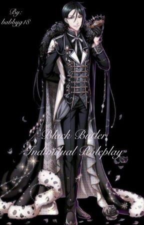 Black Butler Individual Roleplay (Closed) by babbyg18