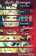 Mystic Messenger Zodiac by its-me-ok