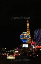 Agent Brown by Loupidou2010