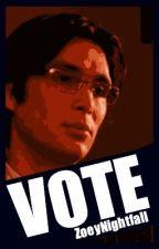 VOTE (Jonathan Crane Love Story) by HeidiMichaelis