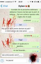 Horror chat by DeniseViolet