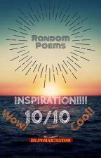 Random Poems by Pomar765tom