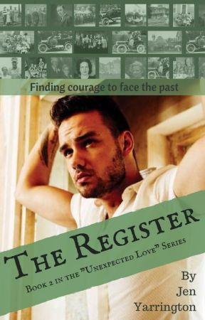 The Register - ON HOLD by JenYarrington