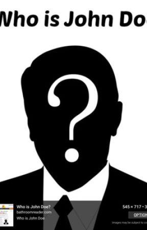 Who is John Doe?......well he is a HACKER by Divertido1