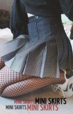 Mini Skirts - JIKOOK by aileeaoi