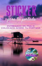 STICKER || CERRASO TEMPORALMENTE || by skyistipping