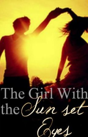 The Girl With The Sunset Eyes {Historical Interracial Romance/ #1 Blake Series} by MeepyM