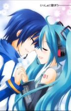 Miku and Kaito by TheRevolution666357