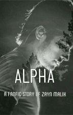 Alpha || ألفا Z.M  by AyaWritter