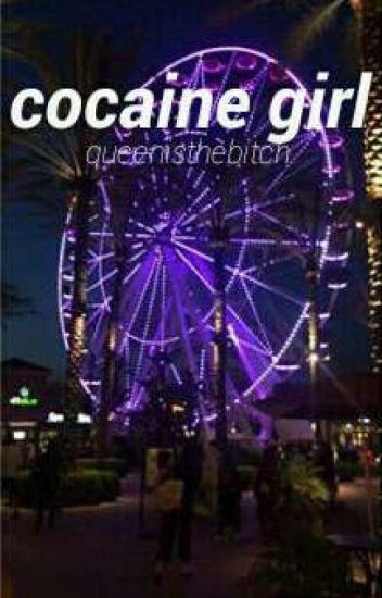 cocain girl // gxg