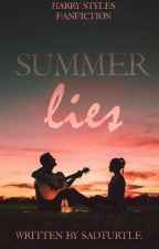 Summer lies × Harry Styles by sadturtle
