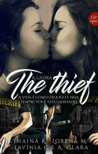 The Thief  by Vick_waknell