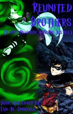 Reunited Brothers Danny Phantom X Young Justice