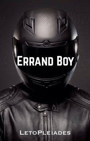 Errand Boy by LetoPleiades