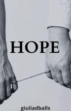 Hope    Newtmas. by giuliadballs