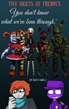 Five Nights at Freddy's by KelseyPeachey