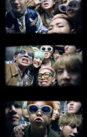 [ C + Happy ] The Werewolf Boys + BTS by chwenotchewy_