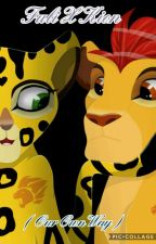 Fuli X Kion ( Our Own Way ) by Warrior_Lioness_1