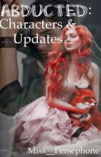 Abducted: Characters And Updates by Miss__Persephone