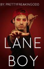 Lane Boy  ~ Josh Dun by prettyfreakingodd