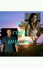 the right imprint (Jared Cameron love story) by sunflower652
