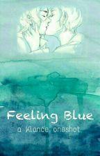 Feeling Blue- Klance  by KJBobbink