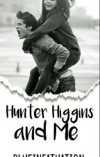 Hunter Higgins And Me by blueinfatuation