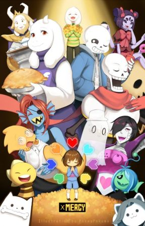 Undertale Oneshots by kawaii_shadow