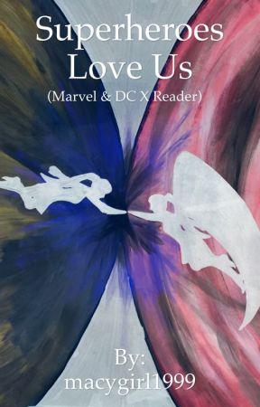 Superheroes Love Us (Marvel & DC X Reader) - Batman ( Bruce