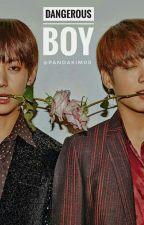 Dangerous Boy by kim_hera18