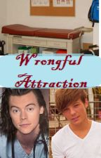 Wrongful Attraction- (A Larry Bullying AU) by itsgonnabemay5