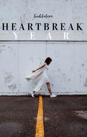 Heartbreak Year by bookbabere