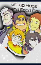 Group Hugs and Food Goo (Insecure Lance Fic) by Catneps
