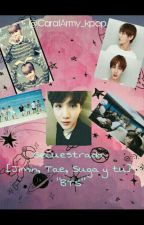 Secuestrada (Jimin, Tae Suga y ____) by CaratArmy_kpop