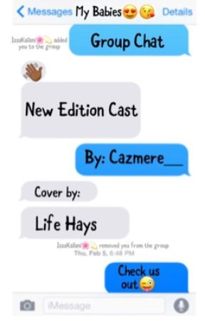 the group chat    n.e  by Cazmere__