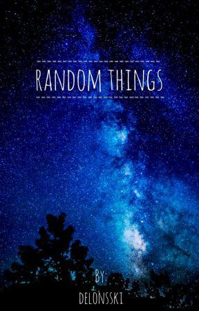 random book by delonsski