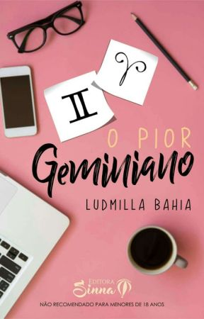 O pior geminiano - AMOSTRA by LudmilaBahia